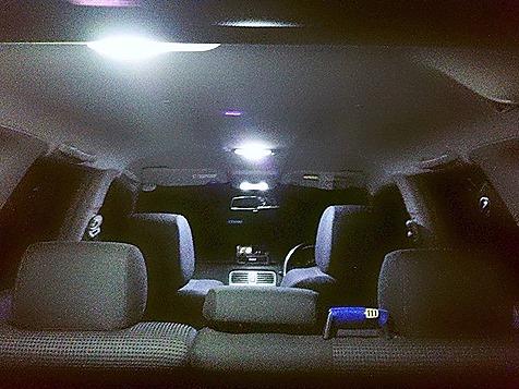 LED_cabin