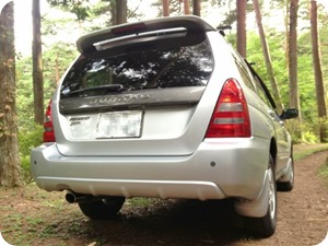 forester_rear