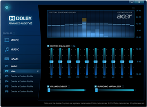 dolby digital plus advanced audio